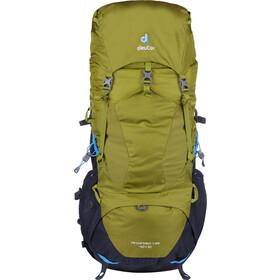 Deuter Aircontact Lite 40+10 Backpack moss-navy